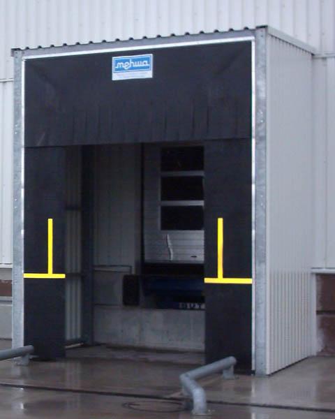 Das mehwa-Ladehaus für eine effiziente & flexible Verladetechnik